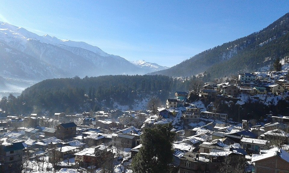 Old Manali View