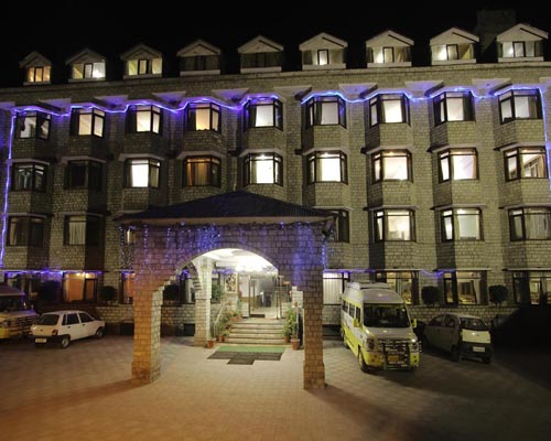 Hotel Booking in Manali  - Himachal Valley