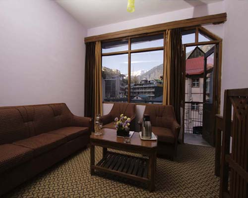 Hotel in Manali  - Himachal Valley