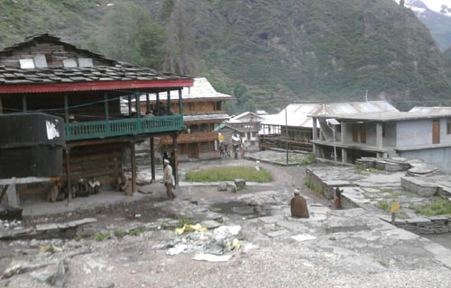 Malana Trek - Himachal Valley